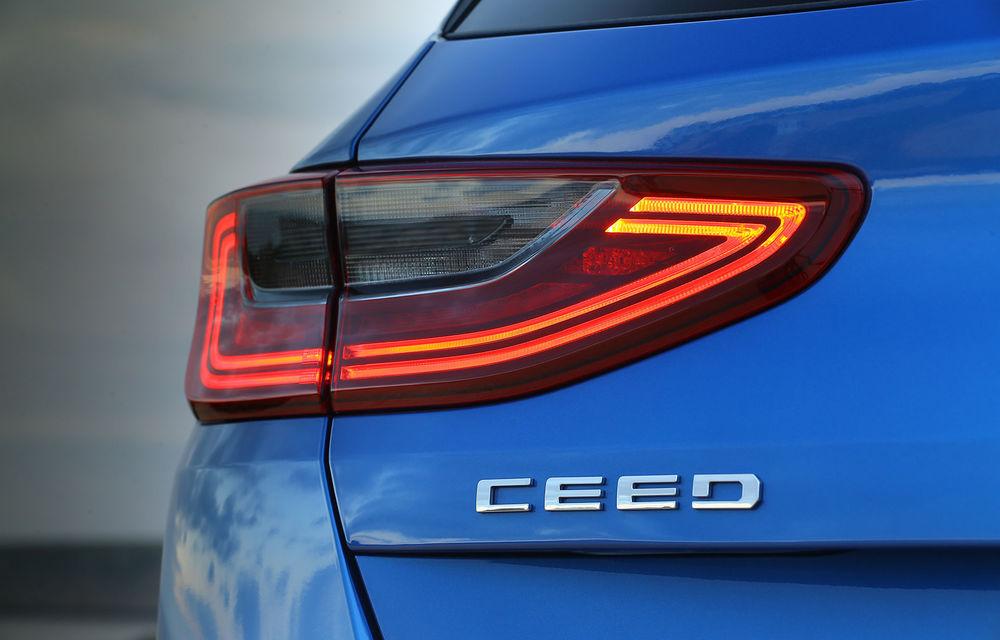 Detalii neoficiale despre noul SUV compact bazat pe Kia Ceed: va avea numele XCeed și va fi prezentat în martie - Poza 1