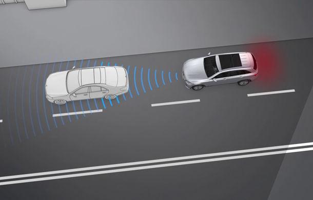 Mercedes-Benz va lansa un nou concept în 2019: germanii vor propune tehnologii cu care mașinile vor evita accidentele rutiere - Poza 1