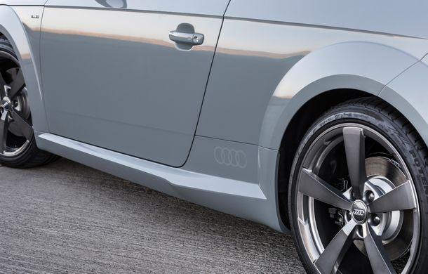 Audi TT 20th Anniversary: ediție specială pregătită în cinstea modelului german - Poza 9