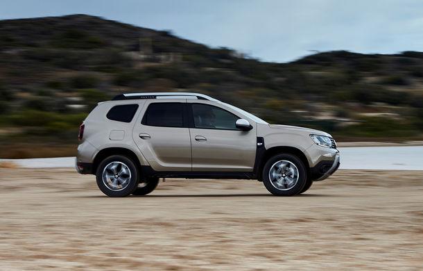 Dacia Duster, cel mai căutat model pe site-ul Euro NCAP în 2018: datele despre siguranță ale SUV-ului au avut peste 136.000 de afișări - Poza 1