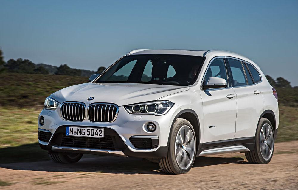 Preferințele clienților BMW din România în 2018: 76% au ales motorizări diesel, iar SUV-ul X1 este cel mai bine vândut model al mărcii - Poza 1