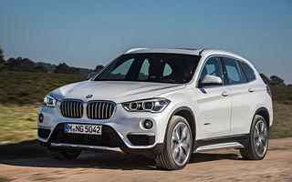 Preferințele clienților BMW din România în 2018: 76% au ales motorizări diesel, iar SUV-ul X1 este cel mai bine vândut model al mărcii