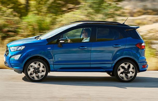 Ford a produs aproape 142.000 de unități Ecosport la Craiova în 2018: producția și exporturile s-au triplat comparativ cu 2017 - Poza 1