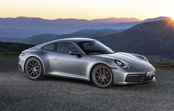 """Porsche a descoperit """"posibile probleme"""" cu emisiile lui 911: nemții au informat autoritățile și derulează o anchetă internă - Poza 1"""