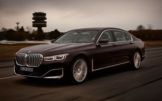 Informații noi despre versiunile plug-in hybrid ale lui BMW Seria 7 facelift: 394 CP și autonomie electrică de până la 58 de kilometri
