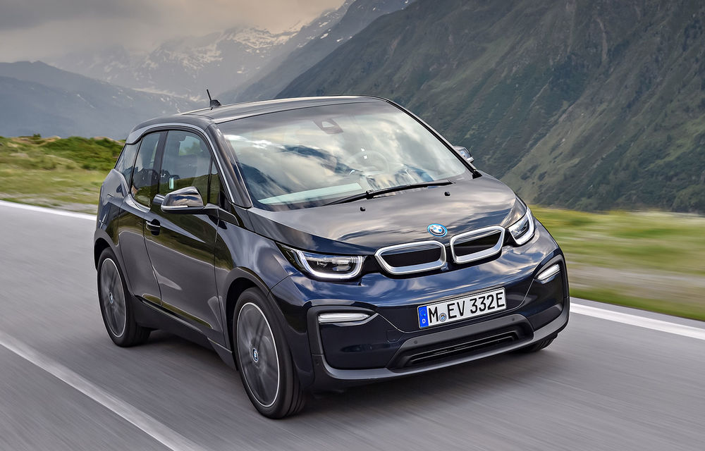 Vânzările de mașini electrice s-au dublat în România în 2018 la aproape 700 de unități: BMW i3, cel mai popular model electric - Poza 1