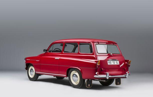 Skoda are motive de sărbătoare: modelul Octavia a împlinit 60 de ani - Poza 5