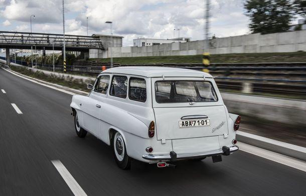 Skoda are motive de sărbătoare: modelul Octavia a împlinit 60 de ani - Poza 4