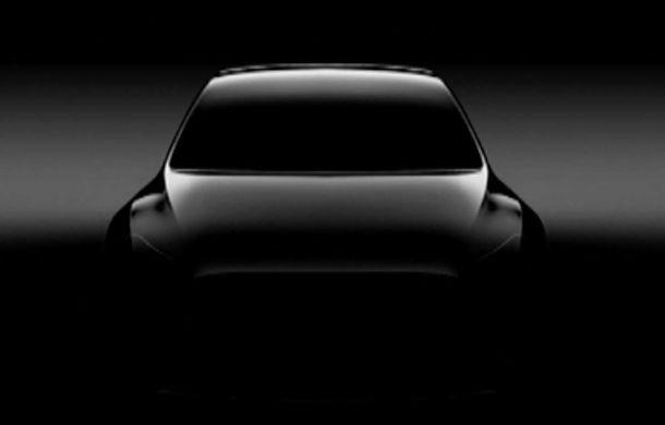 Tesla anunță detalii despre producția SUV-ului electric Model Y: va începe în 2020 și va avea 75% componente comune cu Model 3 - Poza 1