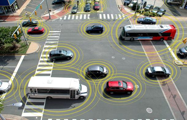 """Mașinile autonome ar putea bloca orașele: """"Un scenariu de coșmar în care traficul e complet paralizat"""" - Poza 1"""