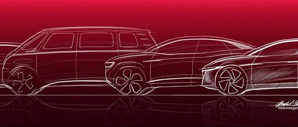 """Volkswagen pregătește """"mașina electrică a poporului"""": sub 20.000 de euro pe un crossover 100% electric - Poza 2"""