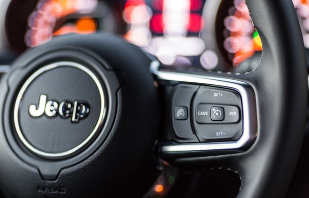 Jeep Winter Tour 2019: Wrangler vs. Wrangler - Poza 36