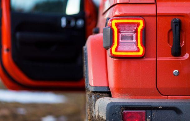 Jeep Winter Tour 2019: Wrangler vs. Wrangler - Poza 25