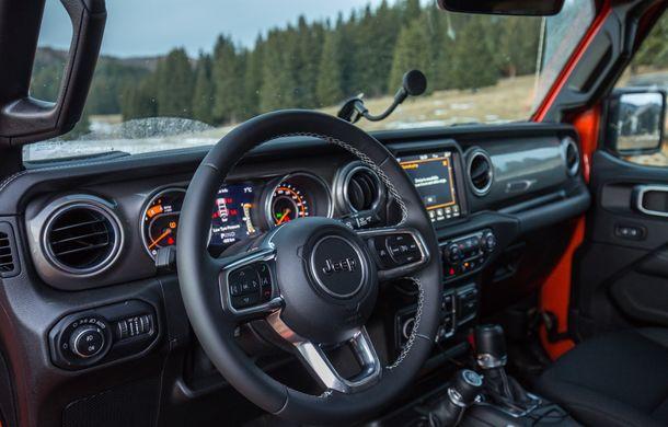Jeep Winter Tour 2019: Wrangler vs. Wrangler - Poza 37