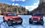 Jeep Winter Tour 2019: Wrangler vs. Wrangler
