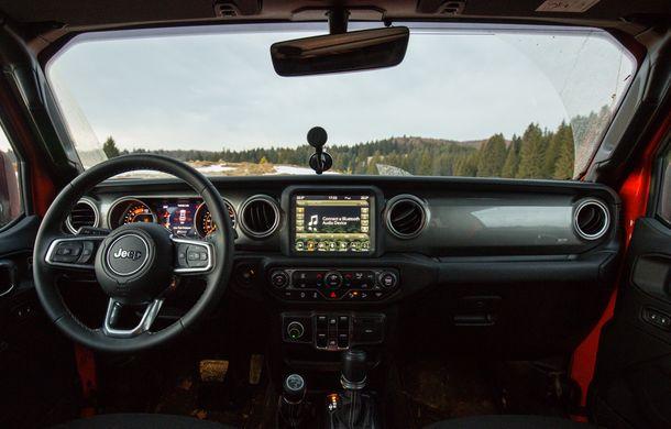 Jeep Winter Tour 2019: Wrangler vs. Wrangler - Poza 38