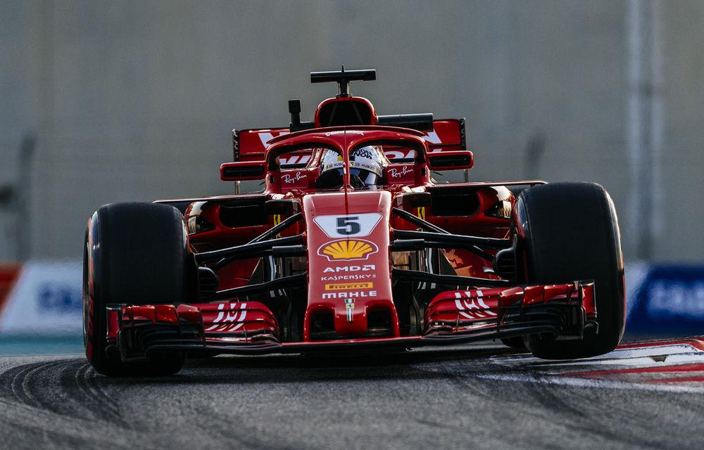 """Ferrari renunță la amenințările de retragere din Formula 1: """"Vom mări bugetul anual pentru a câștiga titlurile"""" - Poza 1"""