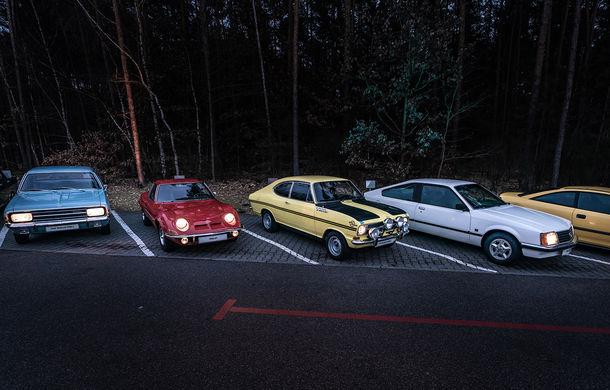 Trecut și viitor: de la lumânări la Matrix cu LED. O vizită în istoria farurilor Opel - Poza 2