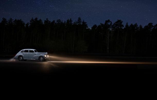 Trecut și viitor: de la lumânări la Matrix cu LED. O vizită în istoria farurilor Opel - Poza 9