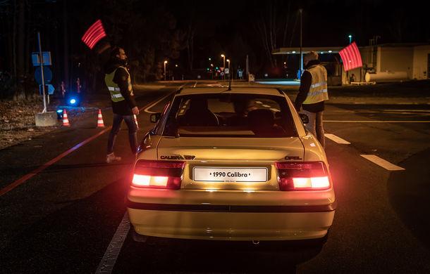 Trecut și viitor: de la lumânări la Matrix cu LED. O vizită în istoria farurilor Opel - Poza 4