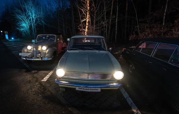 Trecut și viitor: de la lumânări la Matrix cu LED. O vizită în istoria farurilor Opel - Poza 3