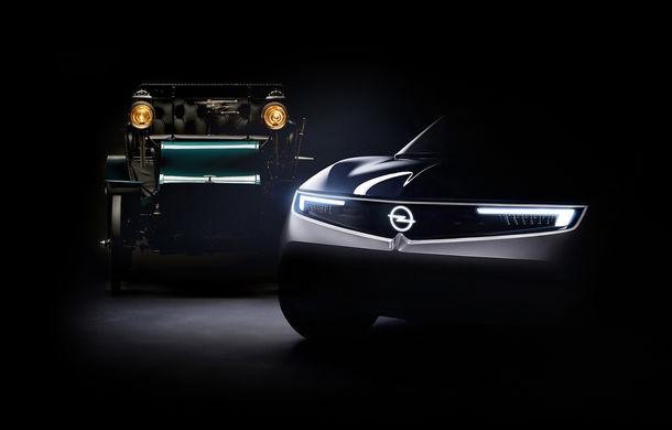 Trecut și viitor: de la lumânări la Matrix cu LED. O vizită în istoria farurilor Opel - Poza 7