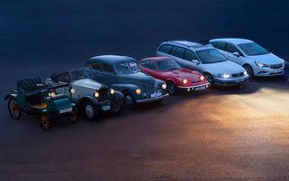 Trecut și viitor: de la lumânări la Matrix cu LED. O vizită în istoria farurilor Opel