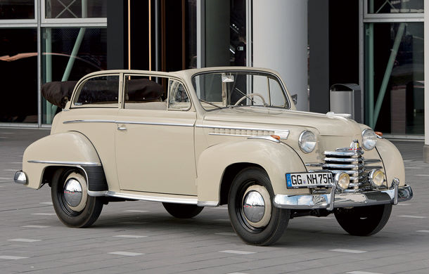 Trecut și viitor: de la lumânări la Matrix cu LED. O vizită în istoria farurilor Opel - Poza 22