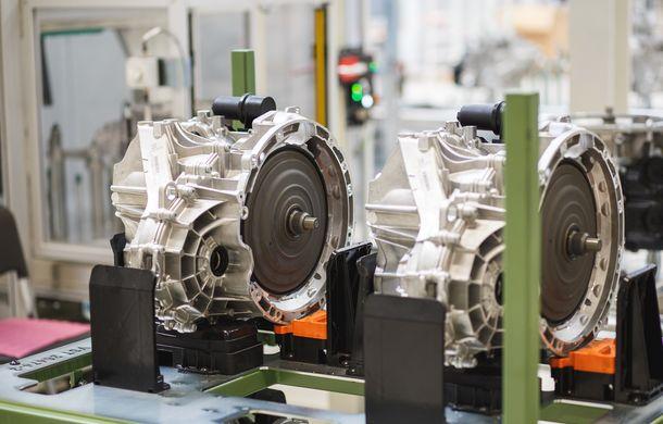 Daimler inaugurează o nouă linie de producție în România: la Sebeș vor fi construite, în premieră, cutii automate cu opt trepte cu dublu ambreiaj - Poza 3