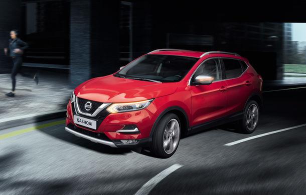 Nissan Qashqai N-Motion: cel mai vândut SUV din Europa primește o versiune specială cu noutăți de design - Poza 2