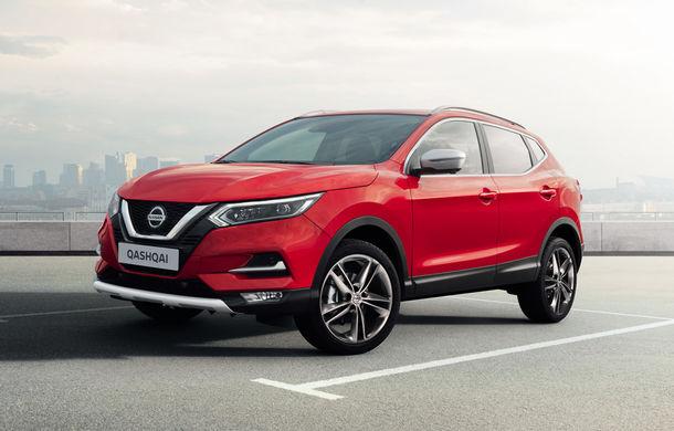 Nissan Qashqai N-Motion: cel mai vândut SUV din Europa primește o versiune specială cu noutăți de design - Poza 1