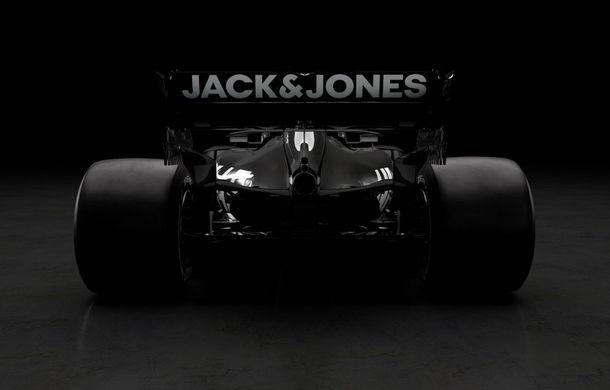 Haas, prima echipă care prezintă monopostul de Formula 1 pentru sezonul 2019: americanii vor concura în negru și auriu - Poza 4