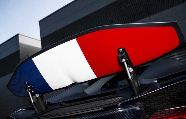 Bugatti împlinește 110 ani și lansează o ediție specială bazată pe Chiron Sport: producția va fi limitată la 20 de unități - Poza 4