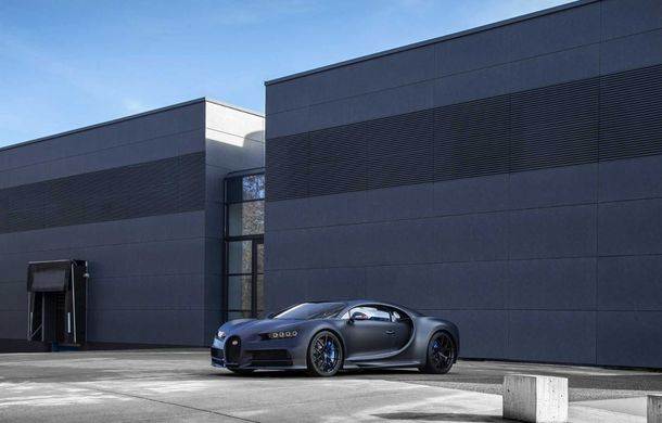 Bugatti împlinește 110 ani și lansează o ediție specială bazată pe Chiron Sport: producția va fi limitată la 20 de unități - Poza 2