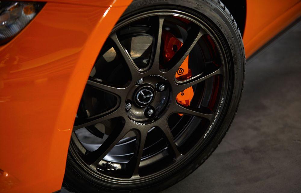 Mazda a prezentat MX-5 30th Anniversary: ediția specială pregătită în cinstea celui mai popular roadster va fi disponibilă în 3.000 de unități - Poza 11