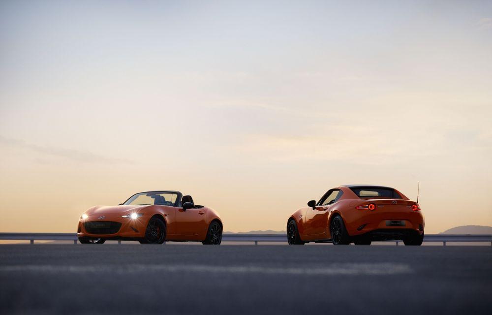 Mazda a prezentat MX-5 30th Anniversary: ediția specială pregătită în cinstea celui mai popular roadster va fi disponibilă în 3.000 de unități - Poza 5