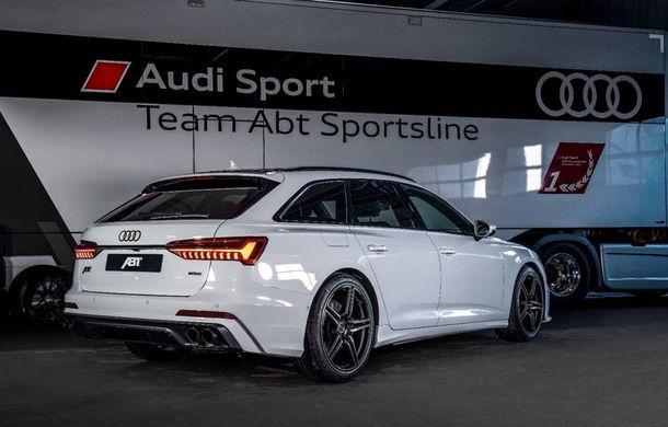 ABT lansează un pachet de performanță pentru Audi A6 Avant: motorul diesel de 3.0 litri oferă acum 330 CP și 670 Nm - Poza 2