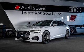 ABT lansează un pachet de performanță pentru Audi A6 Avant: motorul diesel de 3.0 litri oferă acum 330 CP și 670 Nm