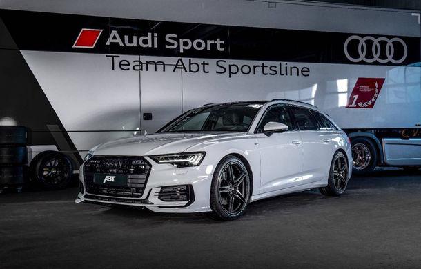 ABT lansează un pachet de performanță pentru Audi A6 Avant: motorul diesel de 3.0 litri oferă acum 330 CP și 670 Nm - Poza 1