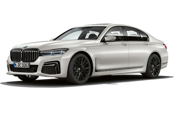 Viitoarea generație BMW Seria 7 ar putea primi o versiune electrică: nemții pregătesc o baterie capabilă să ofere o autonomie de 600 de kilometri - Poza 1