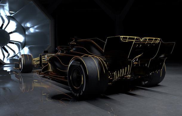 Toro Rosso prezintă noul monopost pentru sezonul 2019: a doua echipă Red Bull mizează pe aceleași culori - Poza 11