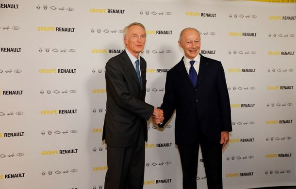 """Nissan vrea să """"restabilească încrederea"""" în relația cu Renault: japonezii sunt """"dornici"""" să îl cunoască pe noul președinte Renault: întâlnire oficială la Yokohama - Poza 1"""