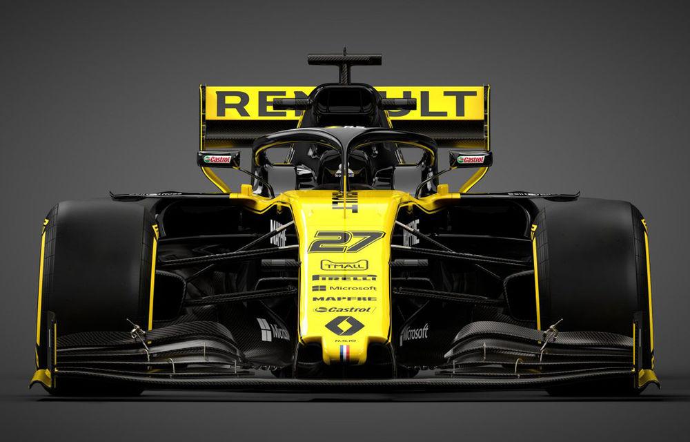 """Renault a prezentat noul monopost pentru sezonul 2019: """"Vrem să progresăm cât mai mult spre echipele de top"""" - Poza 3"""