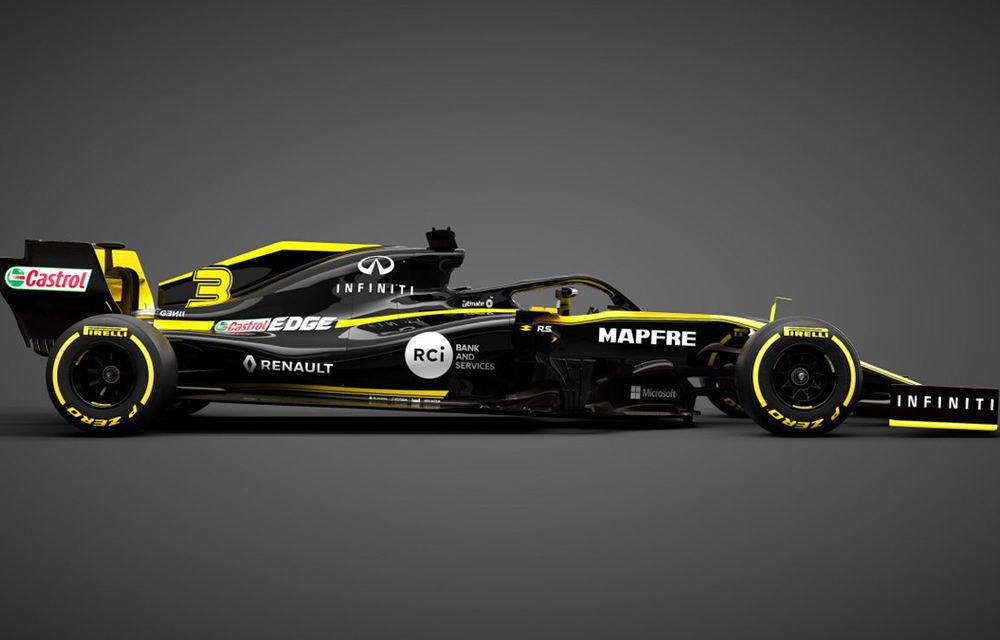 """Renault a prezentat noul monopost pentru sezonul 2019: """"Vrem să progresăm cât mai mult spre echipele de top"""" - Poza 5"""