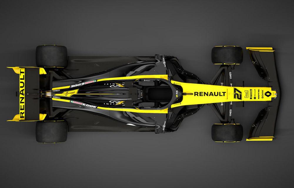 """Renault a prezentat noul monopost pentru sezonul 2019: """"Vrem să progresăm cât mai mult spre echipele de top"""" - Poza 4"""