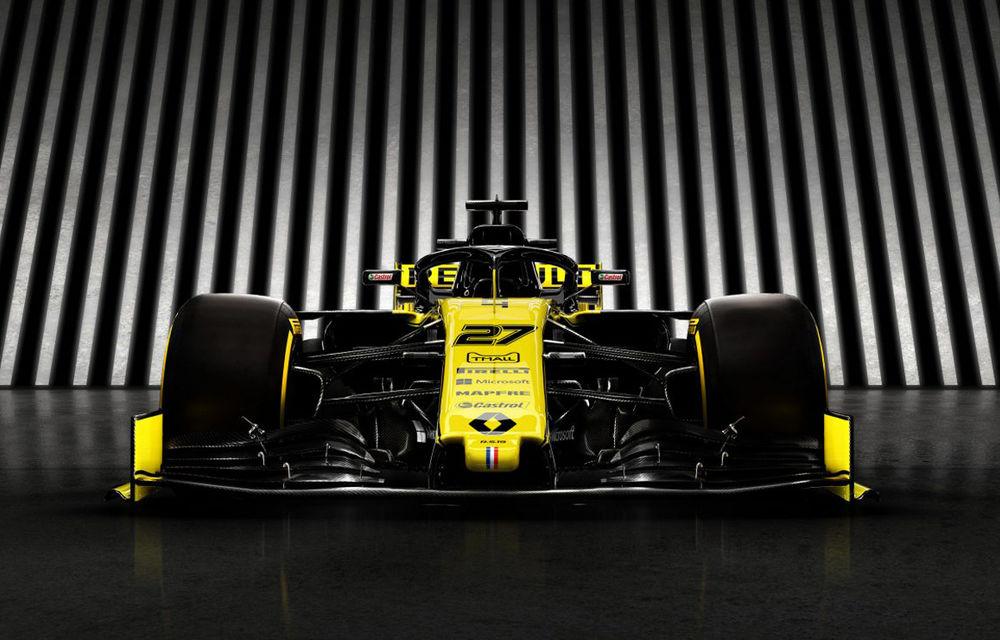 """Renault a prezentat noul monopost pentru sezonul 2019: """"Vrem să progresăm cât mai mult spre echipele de top"""" - Poza 2"""