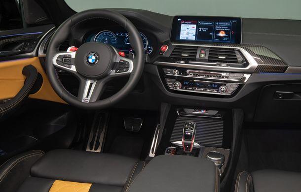 BMW prezintă noile X3 M și X4 M: 510 CP și 0-100 km/h în 4.1 secunde pentru versiunile Competition - Poza 138