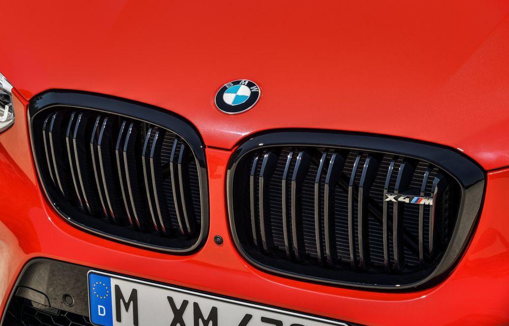 BMW prezintă noile X3 M și X4 M: 510 CP și 0-100 km/h în 4.1 secunde pentru versiunile Competition - Poza 79