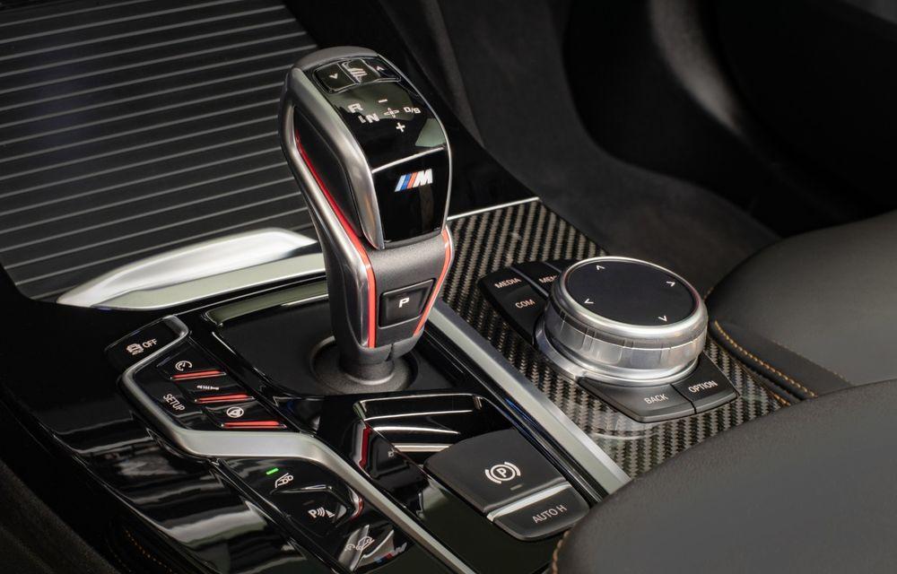 BMW prezintă noile X3 M și X4 M: 510 CP și 0-100 km/h în 4.1 secunde pentru versiunile Competition - Poza 139