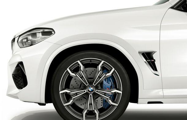 BMW prezintă noile X3 M și X4 M: 510 CP și 0-100 km/h în 4.1 secunde pentru versiunile Competition - Poza 95